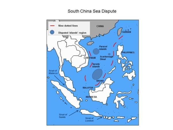 Mapa sudeste asiatico iii